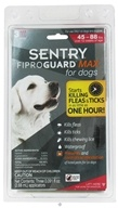 Sergeant's Pet Care - Sentry FiproGuard Max For Dogs 45-88 lbs. - 3 Applications