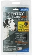 Sergeant's Pet Care - Sentry FiproGuard Max For Dogs 89-132 lbs. - 3 Applications,CLEARANCE PRICED