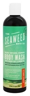 The Seaweed Bath Co. - Wildly Natural Seaweed Body Wash Citrus Scent - 12 oz.