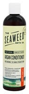 Seaweed Bath Company - Wildly Natural Seaweed Argan Conditioner with Argan Oil From Morocco Citrus Scent - 12 oz.