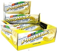 Promax - Energy Bar Lemon - 2.64 oz., from category: Nutritional Bars