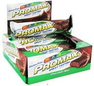 Image of Promax - Energy Bar Chocolate Mint - 2.64 oz. DAILY DEAL