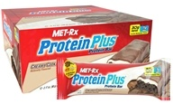 MET-Rx - Protein Plus Protein Bar Creamy Cookie Crisp - 3.17 oz. by MET-Rx