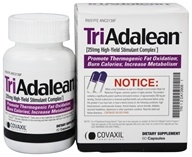 Covaxil Laboratories - Triadalean High-Yield Stimulant Complex - 60 Capsules - $17.99
