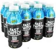 Cytosport - Fast Twitch RTD Nitric Oxide Energy Supplement Blue Raspberry - 16.9 oz.