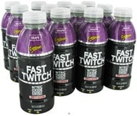 Cytosport - Fast Twitch RTD Nitric Oxide Energy Supplement Grape - 16.9 oz. (876063003568)