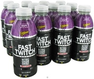 Cytosport - Fast Twitch RTD Nitric Oxide Energy Supplement Grape - 16.9 oz. by Cytosport