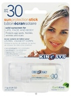 KINeSYS - Sun Protection Stick Solid Sunscreen 30 SPF - 7.3 Grams