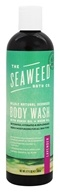 Image of Seaweed Bath Company - Wildly Natural Seaweed Body Wash with Kukui Oil and Neem Oil Lavender Scent - 12 oz.