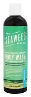 Seaweed Bath Company - Wildly Natural Seaweed Body Wash Unscented - 12 oz.