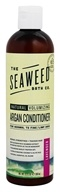 Seaweed Bath Company - Wildly Natural Seaweed Argan Conditioner with Argan Oil From Morocco Lavender Scent - 12 oz.