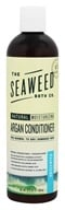 Seaweed Bath Company - Wildly Natural Seaweed Argan Conditioner with Argan Oil From Morocco Unscented - 12 oz.