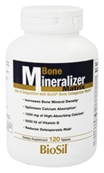 Natural Factors - Bone Mineralizer Matrix - 120 Tablets (5425010391613)