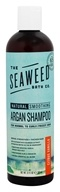 Seaweed Bath Company - Wildly Natural Seaweed Smoothing Argan Shampoo Citrus Scent - 12 oz.