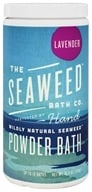 Seaweed Bath Company - Wildly Natural Seaweed Powder Bath with Moroccan Argan Oil Lavender Scent - 16.8 oz. (8-16 Baths) - $19.89