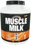 Cytosport - Muscle Milk Genuine Nature's Ultimate Lean Muscle Protein Strawberries 'N Creme - 4.94 lbs. by Cytosport