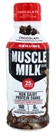 Image of Cytosport - Muscle Milk RTD Protein Nutrition Shake Chocolate - 14 oz.