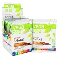 Vega - All-in-One Nutritional Shake Vanilla Chai - 10 x 1.4 oz.(39.7g) Packet (838766005331)