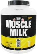 Cytosport - Muscle Milk Genuine Nature's Ultimate Lean Muscle Protein Banana Creme - 4.94 lbs.