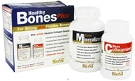 Natural Factors - Healthy Bones Plus Kit, from category: Nutritional Supplements