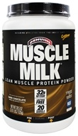 Cytosport - Muscle Milk Genuine Nature's Ultimate Lean Muscle Protein Dark Chocolate - 2.47 lbs. by Cytosport