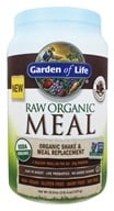 Garden of Life - Raw Organic Meal Shake & Meal Replacement Chocolate Cacao - 35.9 oz.