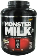Cytosport - Monster Milk Ultra-Powerful Monster Muscle Formula Vanilla Creme - 4.13 lbs. by Cytosport