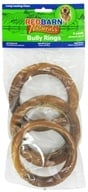 Image of Redbarn - Natural Bully Rings Small Dog Chews - 3 Pack