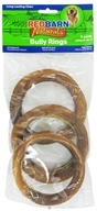 Redbarn - Natural Bully Rings Small Dog Chews - 3 Pack, from category: Pet Care