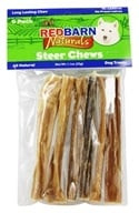 Redbarn - Natural Steer Sticks Dog Chews 5 in. - 6 Pack - $8.04