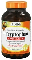 Lidtke Technologies - L-Tryptophan Complete - 120 Capsules, from category: Nutritional Supplements