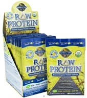Garden of Life - RAW Protein Beyond Organic Protein Formula (15 x 23 g) Vanilla - 15 Packet(s) - (345 g), from category: Health Foods