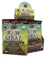 Garden of Life - RAW Meal Beyond Organic Meal Replacement Formula (10 x 87 g) Chocolate Cacao - 10 Packet(s) - (870 g)