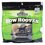 Natural Cow Hooves Premium Dog Chews - 10 Pack