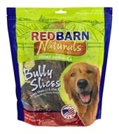 Redbarn - Natural Bully Slices Dog Chews - 12.3 oz. by Redbarn