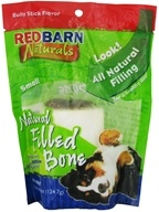 Image of Redbarn - Natural Filled Bone Small Dog Chew Bully Stick Flavor - 4.4 oz.