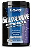 Dymatize Nutrition - Glutamine Micronized 100% Pure Pharmaceutical Grade 4500 mg. - 500 Grams by Dymatize Nutrition