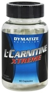 Dymatize Nutrition - L-Carnitine Xtreme 100% Pure Pharmaceutical Grade - 60 Capsules, from category: Nutritional Supplements