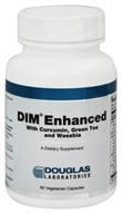 Douglas Laboratories - DIM Enhanced with Curcumin, Green Tea and Wasabia - 60 Vegetarian Capsules (310539037768)