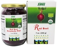 Flora - Red Beet Soluble Crystals - 7 oz. by Flora
