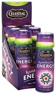 Image of Celestial Seasonings - Kombucha Energy Shot Berry - 2 oz.