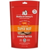 Image of Stella & Chewy's - Freeze-Dried Dog Food Stella's Super Beef Dinner - 6 oz.
