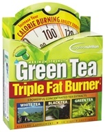 Image of Applied Nutrition - Green Tea Triple Fat Burner - 30 Softgels