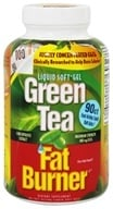 Applied Nutrition - Green Tea Fat Burner - 90 Softgels, from category: Diet & Weight Loss