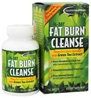 Image of Applied Nutrition - 14-Day Fat Burn Cleanse - 56 Tablets
