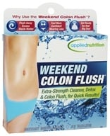 Applied Nutrition - Weekend Colon Flush - 16 Tablets, from category: Detoxification & Cleansing