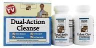 Applied Nutrition - Dual Action Cleanse with Green Tea Bonus Kit, from category: Detoxification & Cleansing