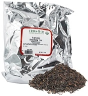 Frontier Natural Products - Bulk Lapsang Souchong Tea Organic - 1 lb. by Frontier Natural Products