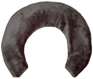 Image of Herbal Concepts - Herbal Neck Wrap - Charcoal
