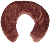Image of Herbal Concepts - Herbal Neck Wrap - Dark Chocolate